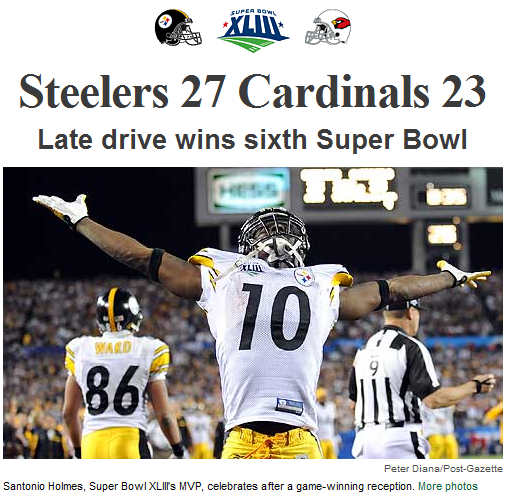 steelers 43 champs